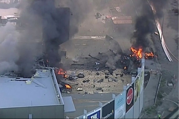 melbourne-plane-crashes-into-mall-killing-all-five-onboard