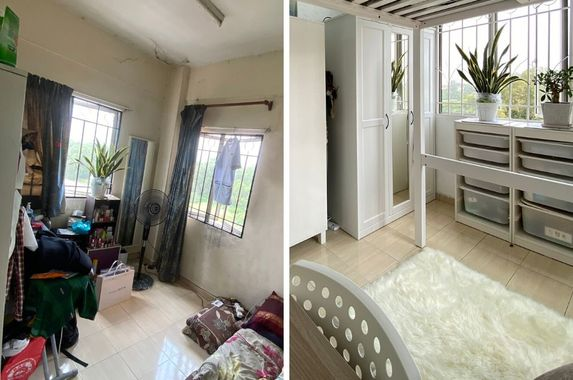 malaysian-man-uses-the-mco-period-to-redecorate-old-bedroom-and-what-a-change