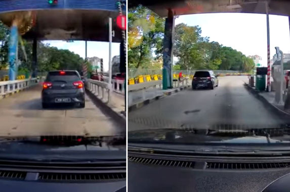 perodua-myvi-caught-on-camera-squeezing-past-toll-boom-gate-to-avoid-paying