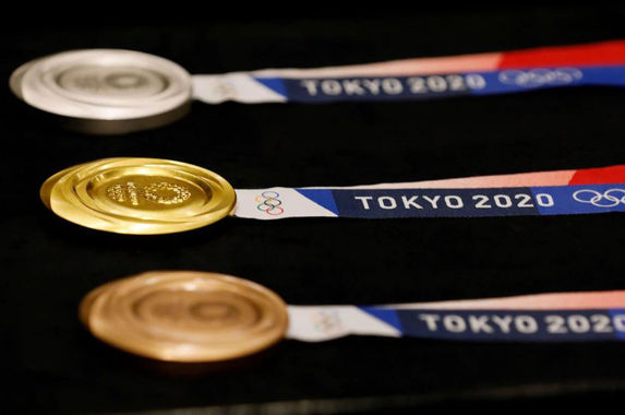 the-tokyo-olympics-2020-medals-made-from-recycled-waste-have-been-revealed