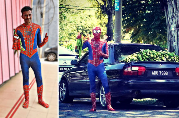 perak-youth-who-dresses-up-as-spider-man-to-sell-petai-captures-everyone-s-attention