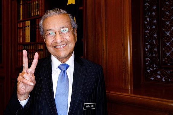 tun-dr-mahathir-is-the-most-admired-man-in-malaysia-according-to-study