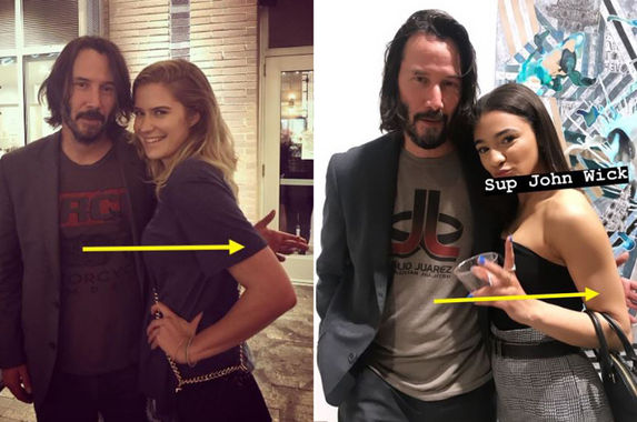 fans-notice-keanu-reeves-quirky-trait-when-taking-pictures-with-fans-and-they-are-in-love