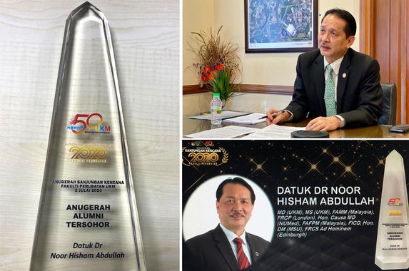 well-done-doc-health-dg-dr-noor-hisham-given-award-by-local-university