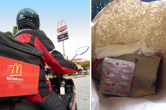 mcdonald-s-deliveryman-goes-out-of-his-way-to-buy-panadol-for-sick-customer