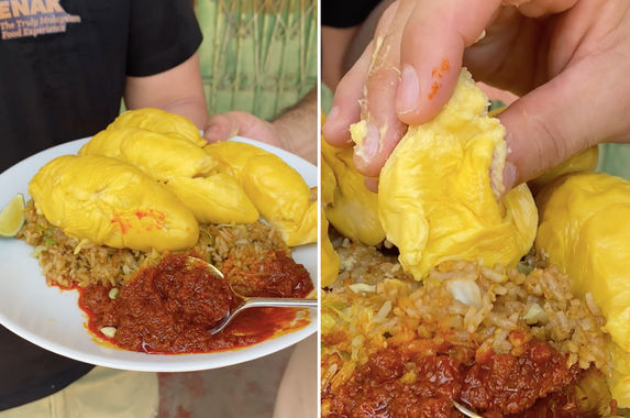 this-restaurant-in-penang-is-serving-musang-king-fried-rice-with-sambal-belacan