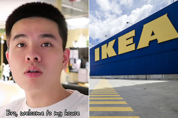 youtuber-sneaks-into-ikea-records-video-spends-the-night-gets-called-up-by-the-police