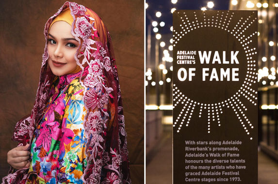 siti-nurhaliza-s-name-to-be-etched-on-adelaide-festival-centre-s-walk-of-fame