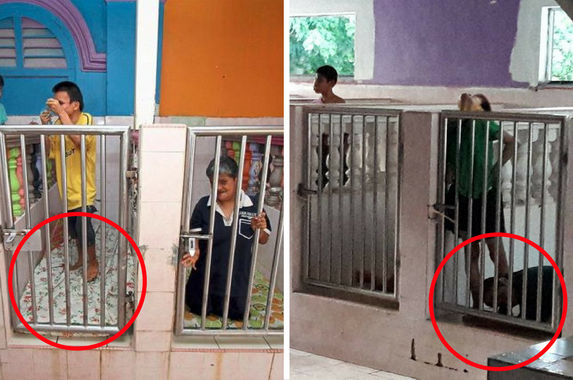 were-the-cages-for-handicapped-children-at-batu-gajah-cages-justified