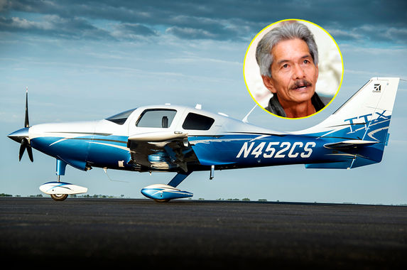 a-disabled-malaysian-pilot-plans-to-make-the-fastest-ever-solo-round-trip-around-the-world