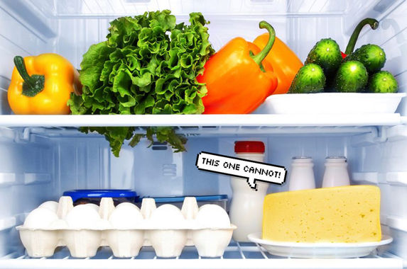 8-foods-you-really-shouldn-t-keep-in-your-fridge