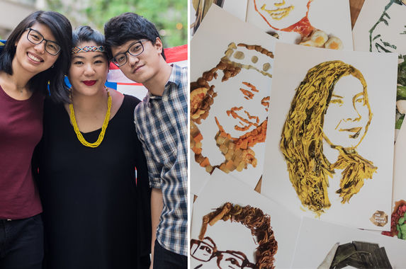 three-malaysians-are-on-a-mission-to-unite-malaysia-by-using-gorgeous-food-art