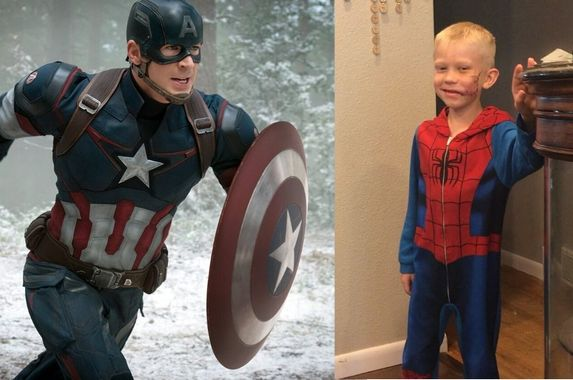 brave-boy-who-shielded-his-younger-sister-from-a-dog-receives-original-captain-america-shield