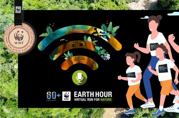 join-wwf-malaysia-s-virtual-run-for-nature-in-conjunction-with-earth-hour