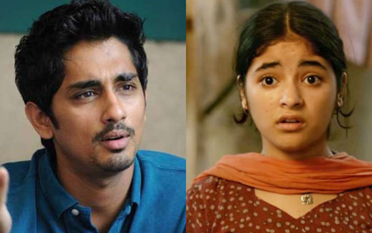 Guess-what-Siddharth-Said-to-Zaira-Wasim-When-She-Said-I-Quit-to-Bollywood