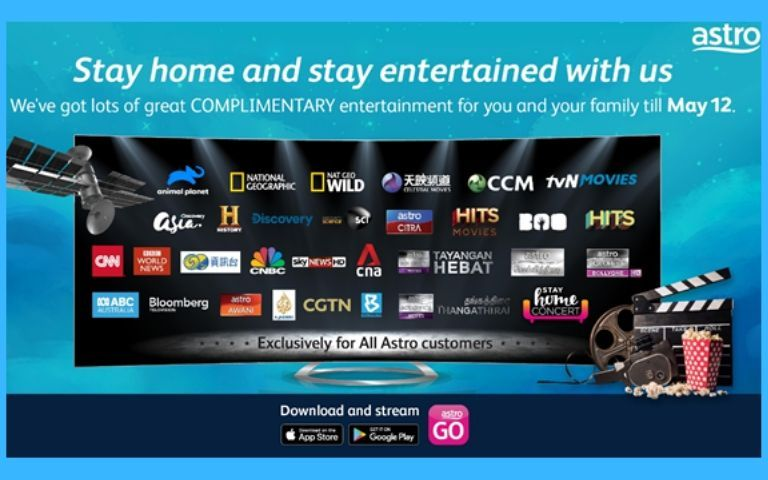 Astro-Extends-Complimentary-Viewing-Until-May-12
