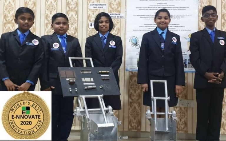 Young-Inventors-Strike-Gold-In-Innovation-Fair-With-Can-Compacting-Machine