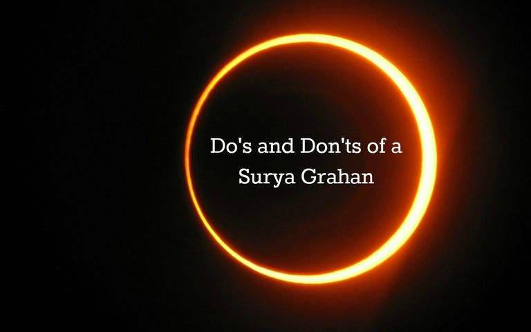 Do-s-and-Don-ts-of-a-Surya-Grahan