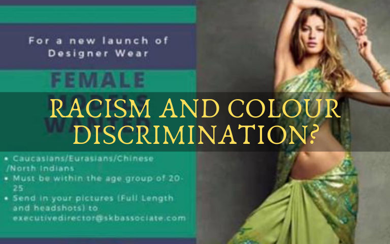 Malaysian-firm-in-racism-controversy-over-saree-ad