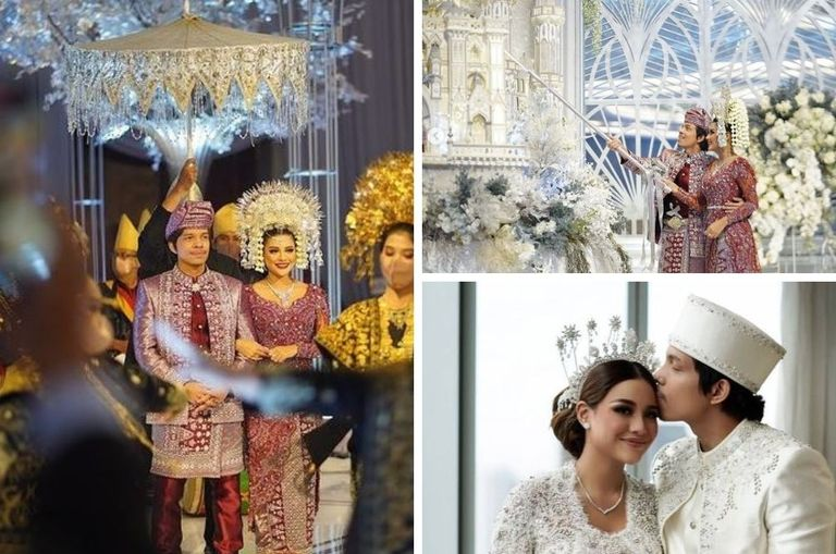 indonesian-youtube-star-and-celebrity-wife-spent-usd7mil-on-wedding-courting-controversy