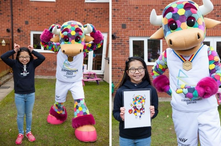 wow-a-10-year-old-malaysian-british-girl-designed-the-new-2022-commonwealth-mascot
