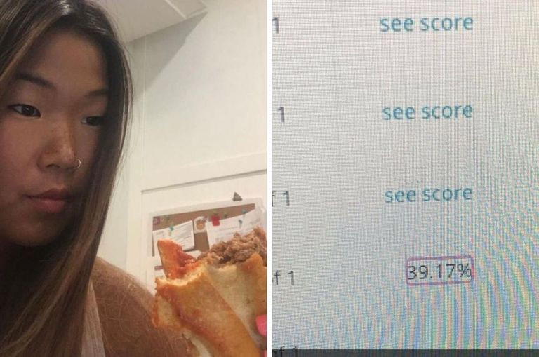 student-appeals-to-retake-exam-after-meatball-from-sandwich-fell-onto-keyboard-and-logs-her-out