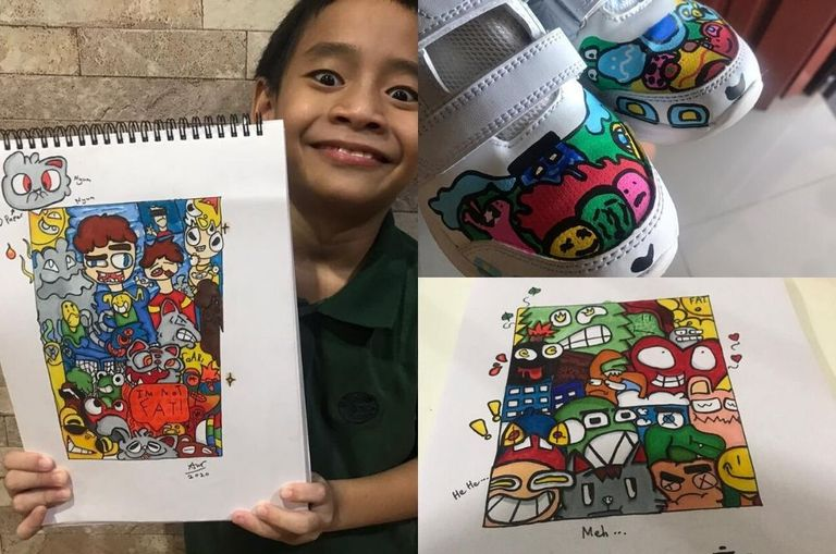 11-year-old-malaysian-boy-s-drawing-skills-goes-viral-netizens-are-impressed