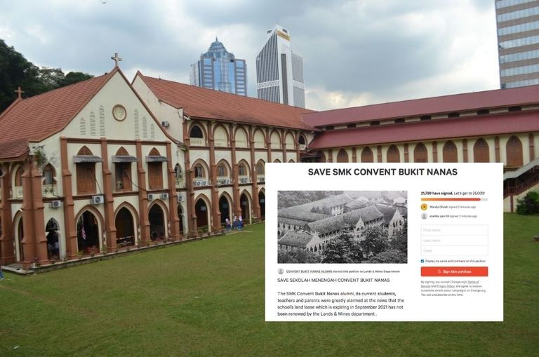 malaysians-have-launched-a-petition-to-help-save-convent-bukit-nanas-from-redevelopment