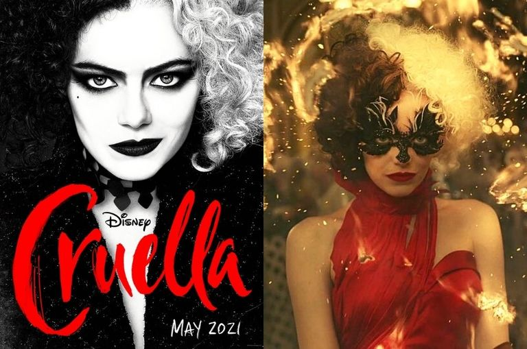 disney-s-latest-version-of-cruella-is-darker-and-fans-say-it-has-some-harley-quinn-vibes-to-it