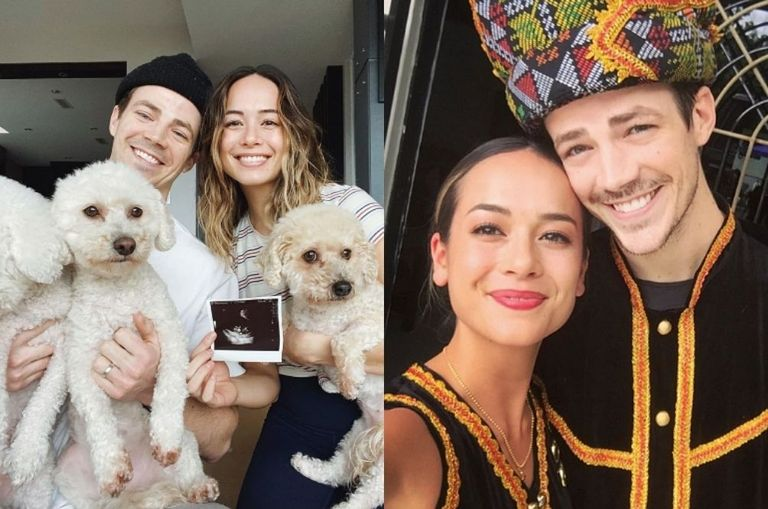 grant-the-flash-gustin-and-sabahan-wife-are-expecting-their-first-child