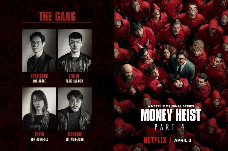 daebak-netflix-announces-the-full-cast-for-korean-adaptation-of-money-heist