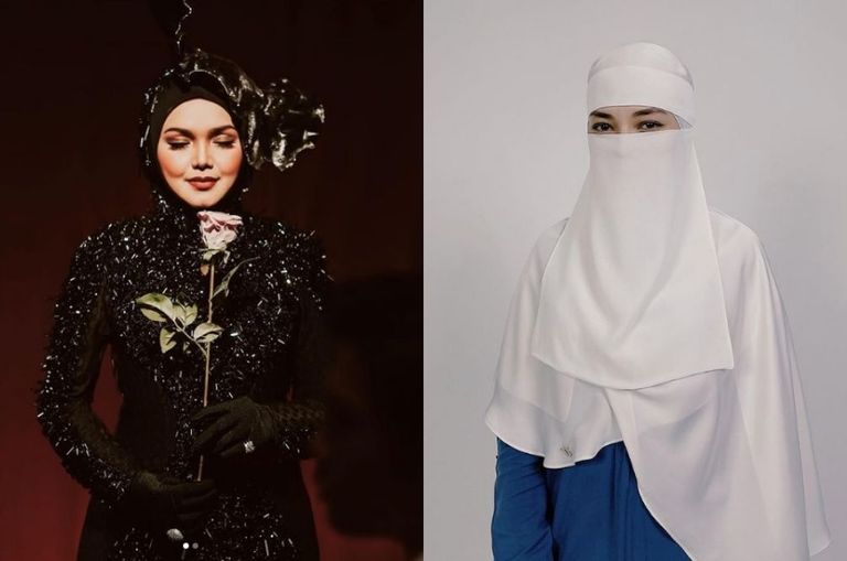 Siti Nurhaliza, Neelofa Listed In Forbes' 100 'Most Influential Celebrities' Alongside BLACKPINK