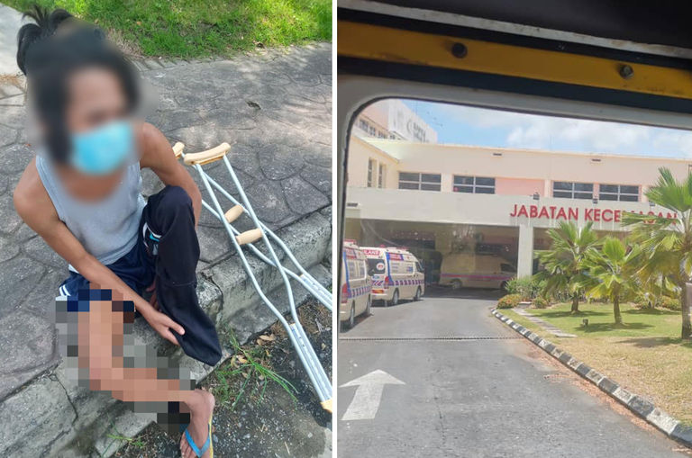kind-malaysians-raise-rm49-000-to-help-man-with-infected-leg-undergo-surgery