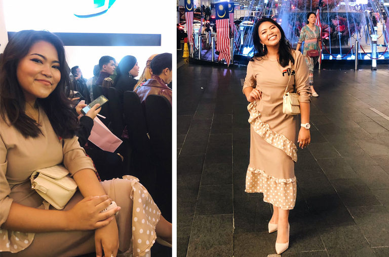 malaysian-girl-wears-fake-fila-dress-to-klfw-after-twitter-dare