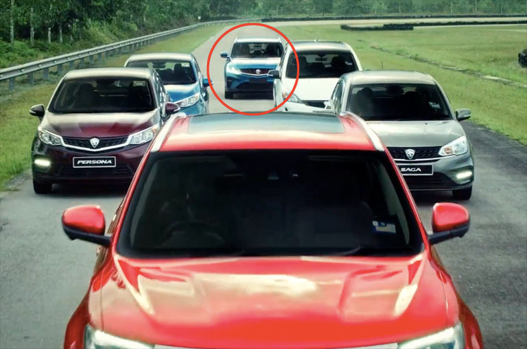 Proton Finally Gives Us An Official Look At The Proton X50 In Merdeka Video