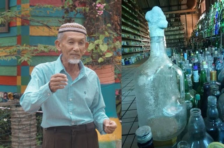 this-terengganu-pakcik-started-a-museum-with-9-000-bottles-he-found-along-the-beaches-since-2005