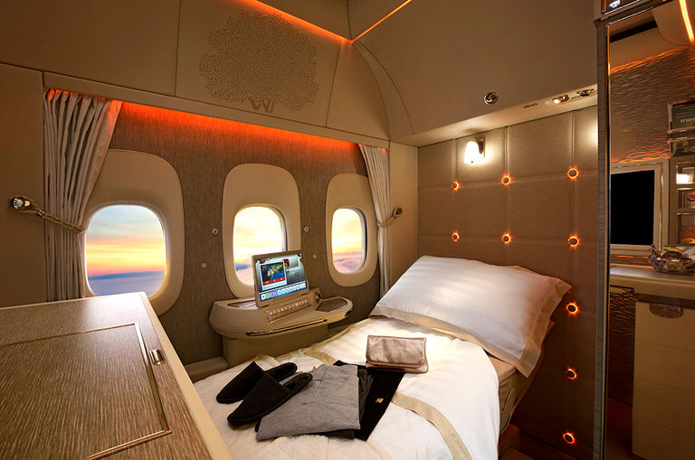 emirates-new-first-class-suites-will-make-you-want-to-live-in-an-airplane-forever