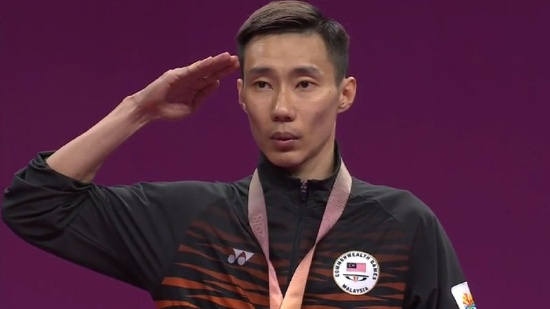 Chong Wei hungry for more after Commonwealth Games success