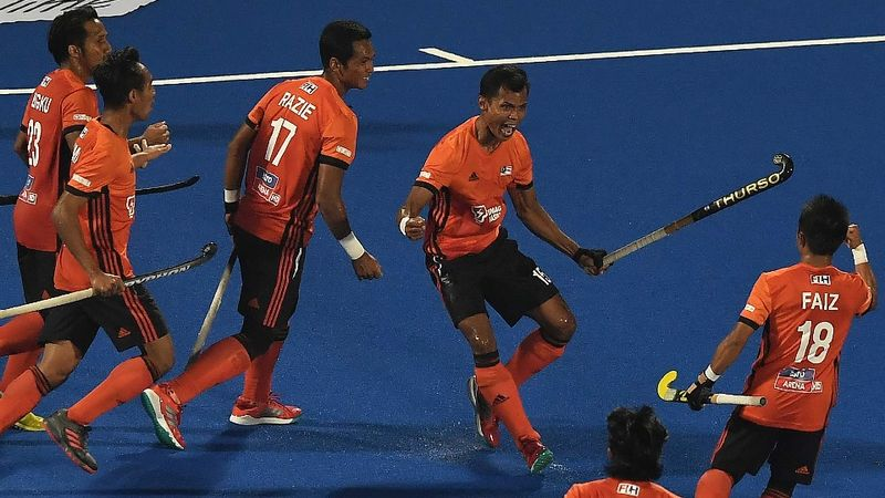 Malaysia finalise 2019 Sultan Azlan Shah Cup squad