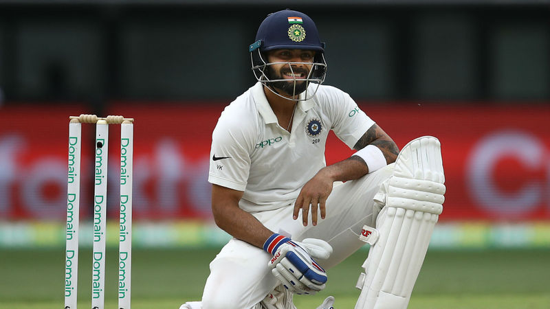 Ishant confident as Kohli carries India into day three
