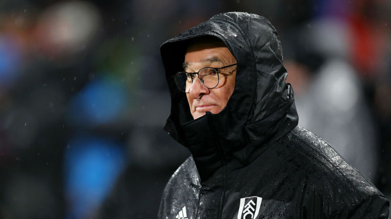 Fulham have to stick together, says Ranieri