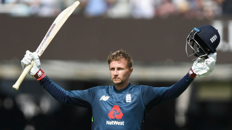 Root blossoms as England reign at Lord's to level ODI series