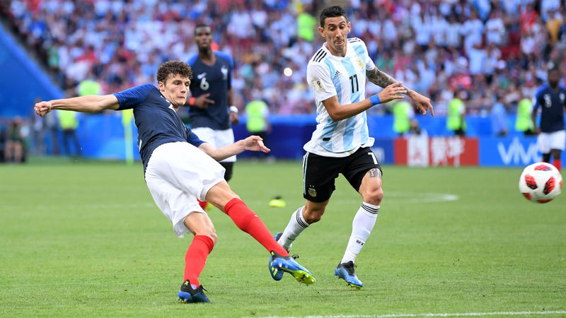 Sacrebleu! Pavard stunner wins World Cup goal of the tournament