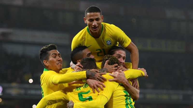 Richarlison: I want to be at the Copa America