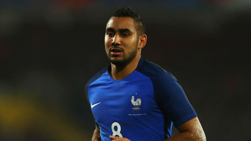 Payet replaces Fekir in France squad