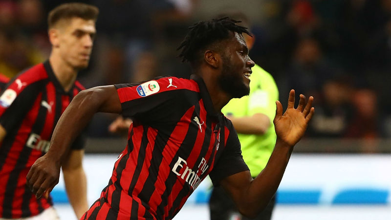 AC Milan 1 Lazio 0: Kessie on the spot to get Rossoneri back on track