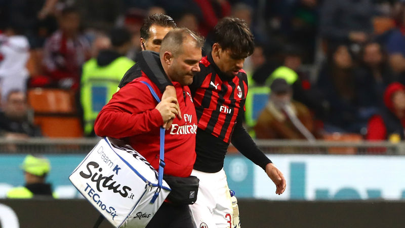 Paqueta could be out for a month, says Gattuso