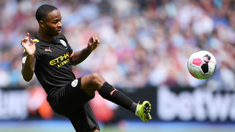 Super Sterling joins ranks of opening-weekend Premier League hat-trick heroes