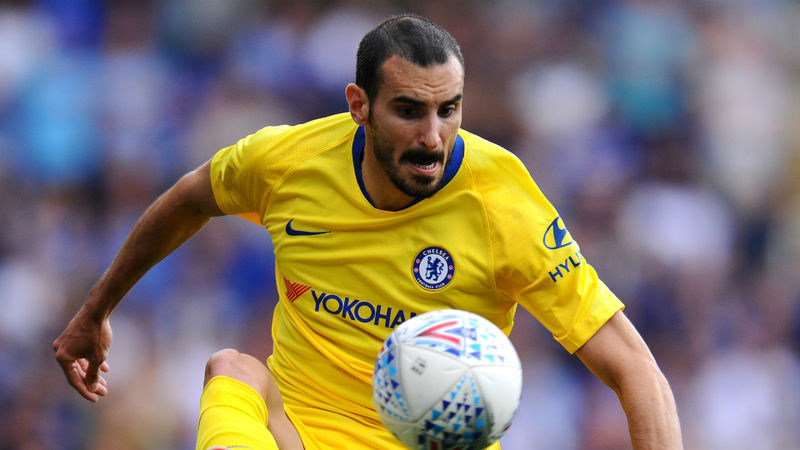 Chelsea defender Zappacosta undergoing Roma medical