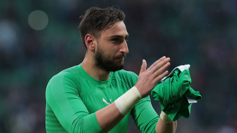 AC Milan determined to keep Donnarumma amid PSG transfer speculation